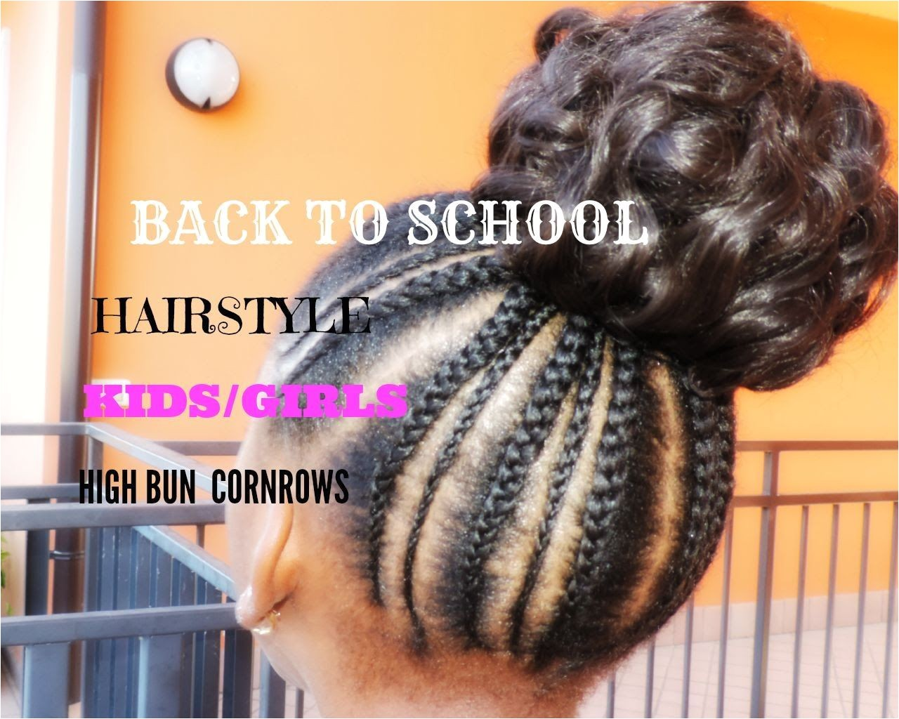 Cute Back to School Hairstyles for Little Girls Back to School Hairstyle for Kids Girls Simple and Cute 1