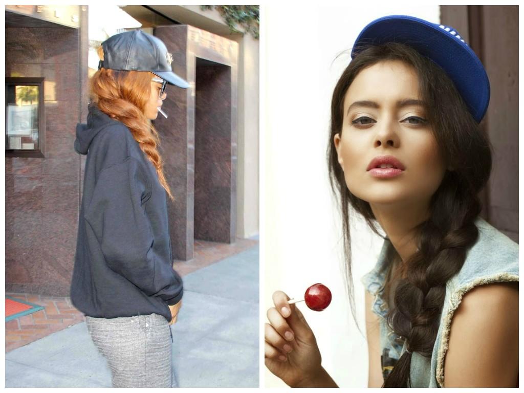 best hairstyles wear baseball cap