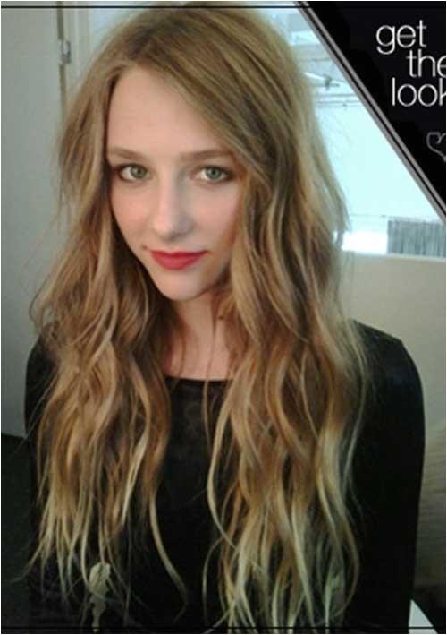 15 beachy wavy hair