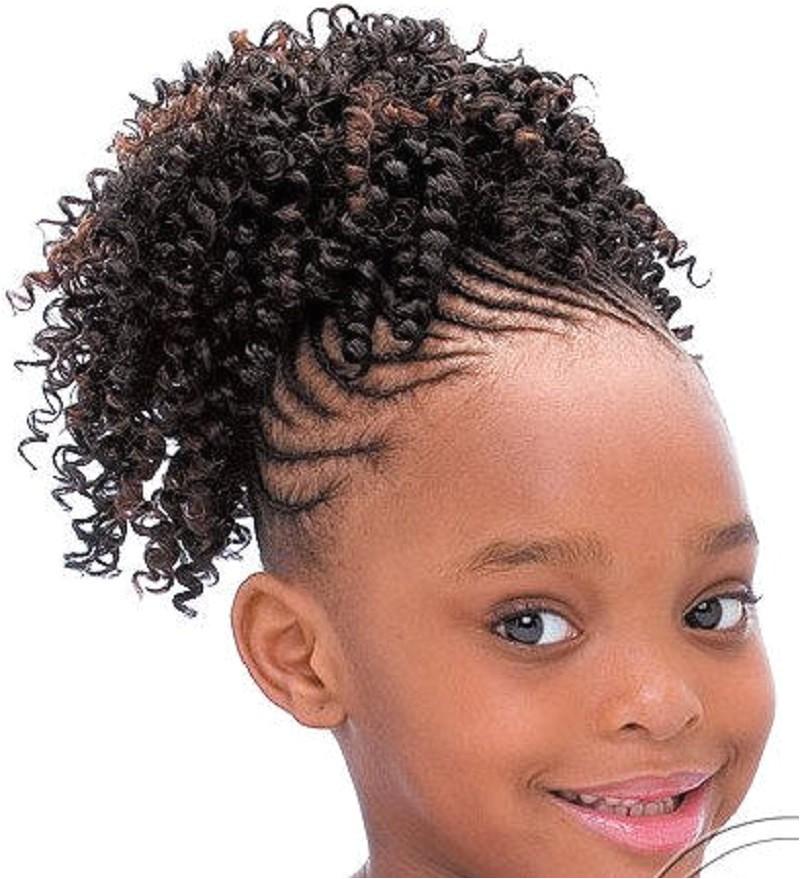 cute black kids hairstyles
