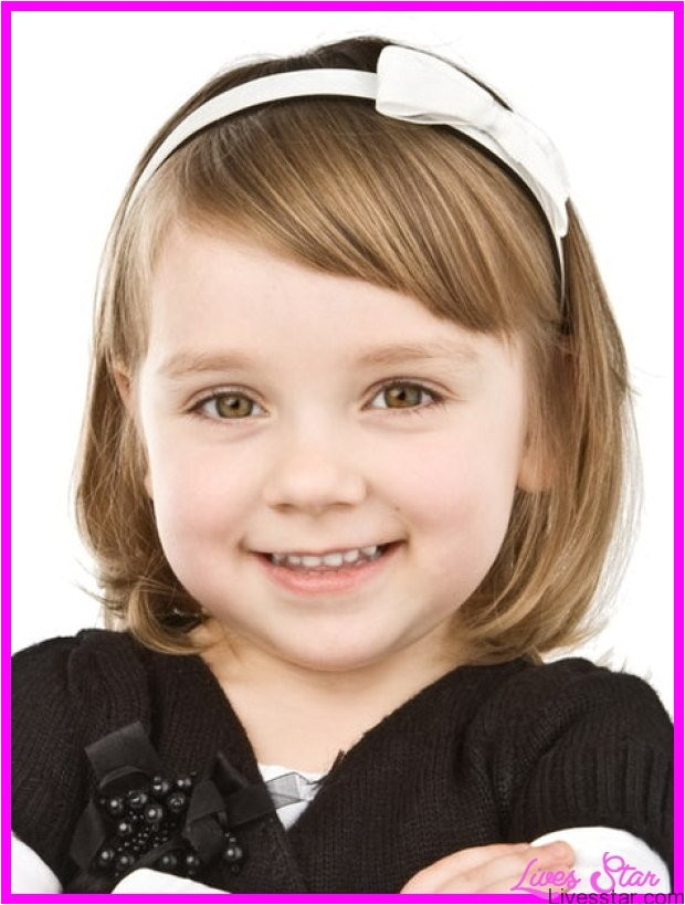 cute medium haircuts for little girls