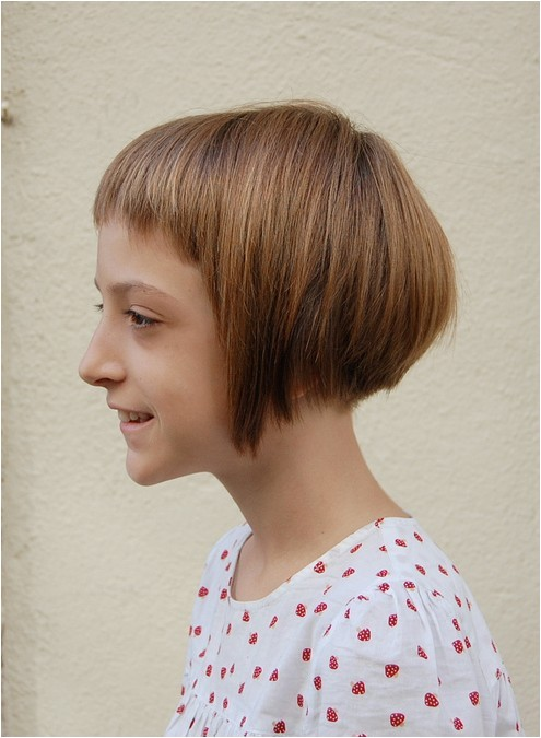 sugar spice girls geometric bob hairstyle for girls