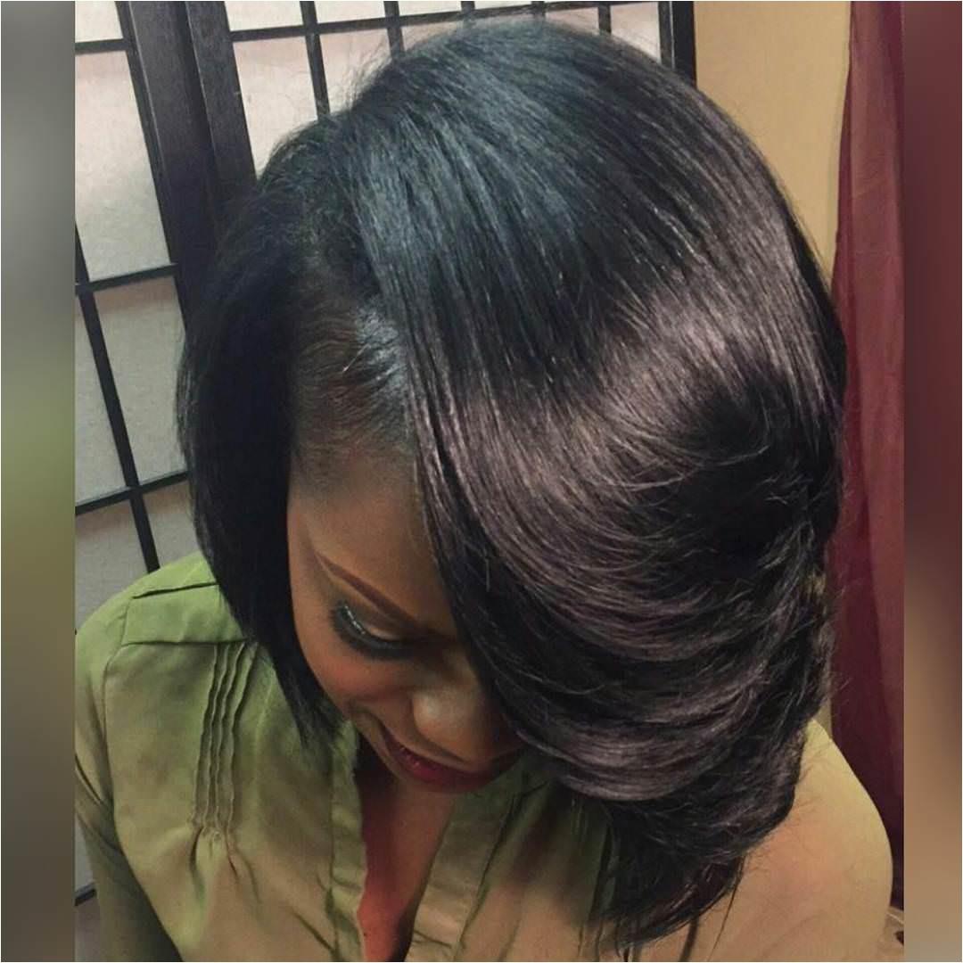 weave bob hairstyle