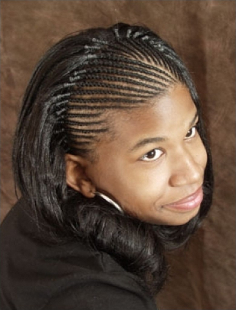 Cute Braided Hairstyles for Black People Cute Hairstyles for Black People the Cutest African