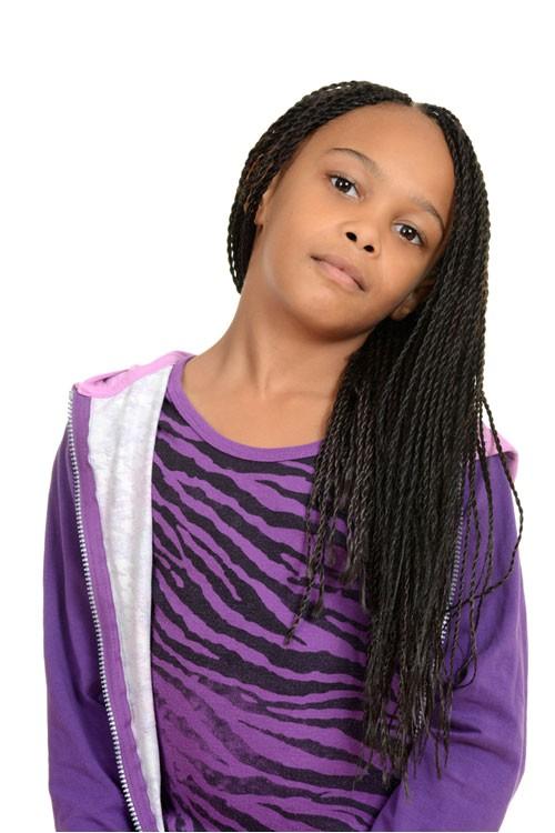 31 sleek black braided hairstyles