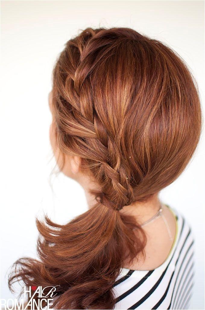 cute girls hairstyles for medium and long hair