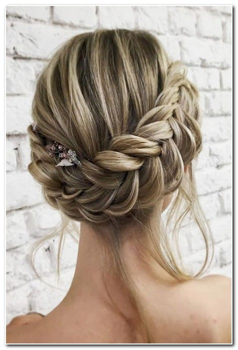 Cute Braided Hairstyles for Shoulder Length Hair Cute Braided Hairstyles for Medium Length Hair