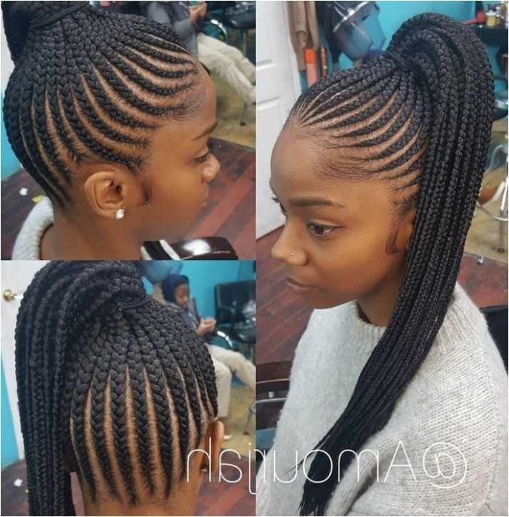 incredible cute braided hairstyles with weave ideas
