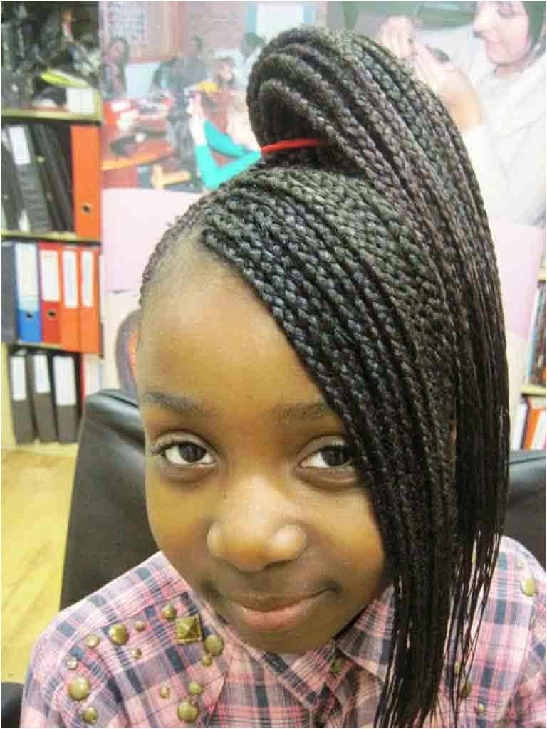 cute braided hairstyles for black girls 3