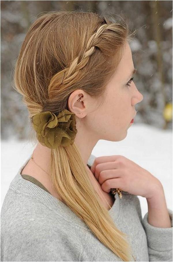 cute braided hairstyles for long hair