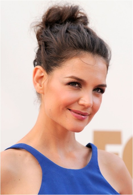 Cute but Casual Hairstyles 2013 Daily Hairstyles Cute Casual Loose Bun Updo