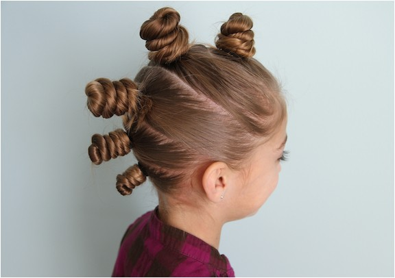 the bun hawk crazy hair day hairstyles
