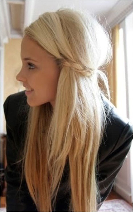 2014 cute easy hairstyles for long hair