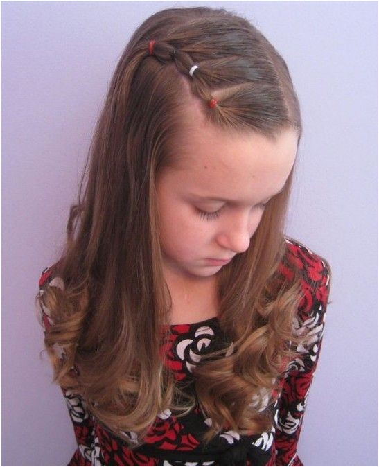 14 lovely braided hairstyles kids