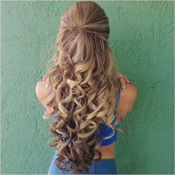 cute hairstyles using a curling wand