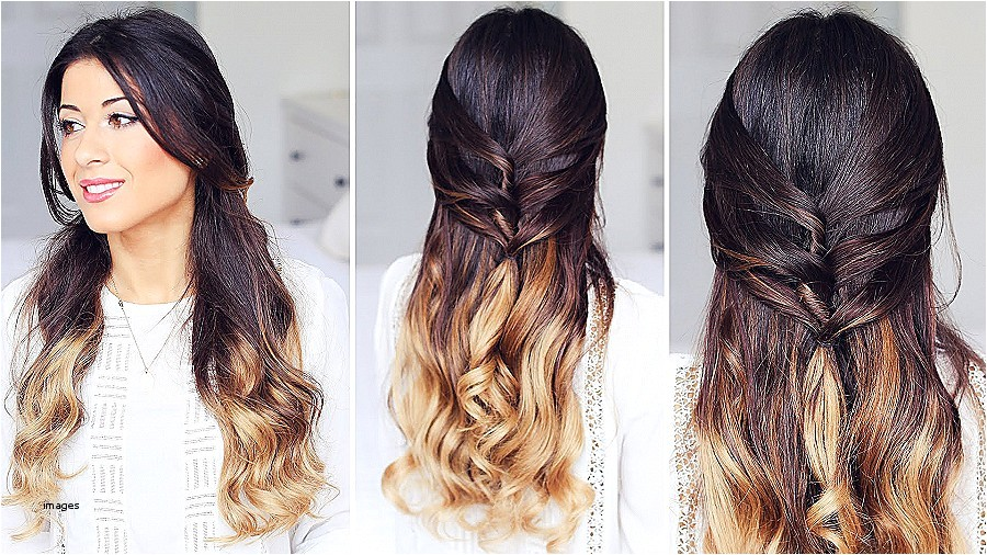 cute down hairstyles for school