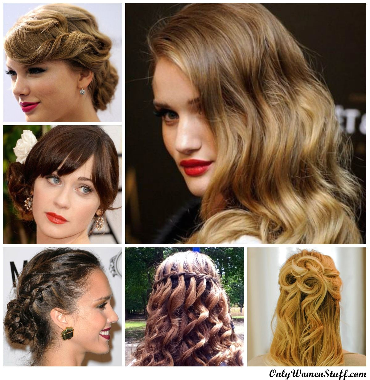 prom hairstyles updos ideas images