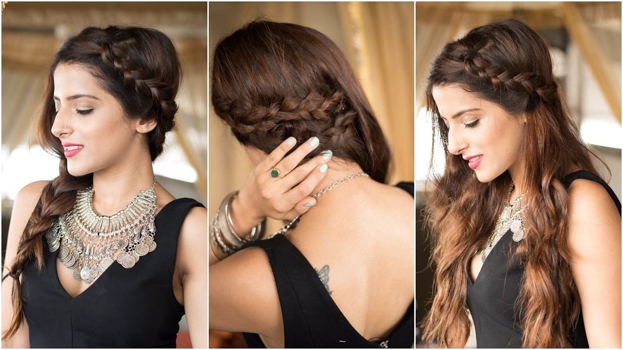 cool hairstyles for a party