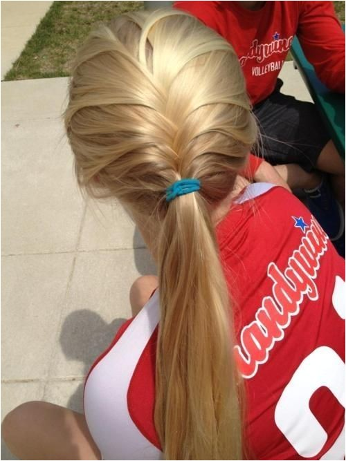 7 easy ways hair sports