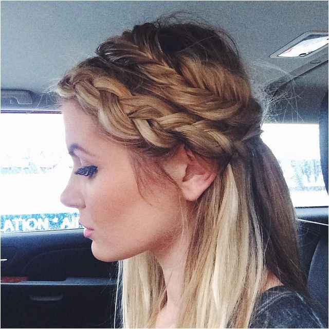 cute easy hairstyles for rainy days