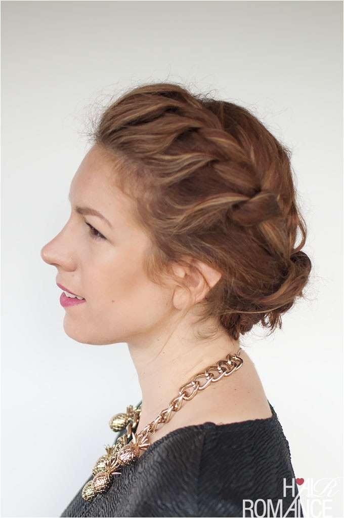 Cute Everyday Hairstyles for Curly Hair Cute Casual Updos for Curly Hair