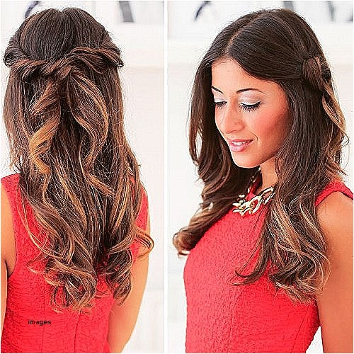 cute simple hairstyles for thick hair