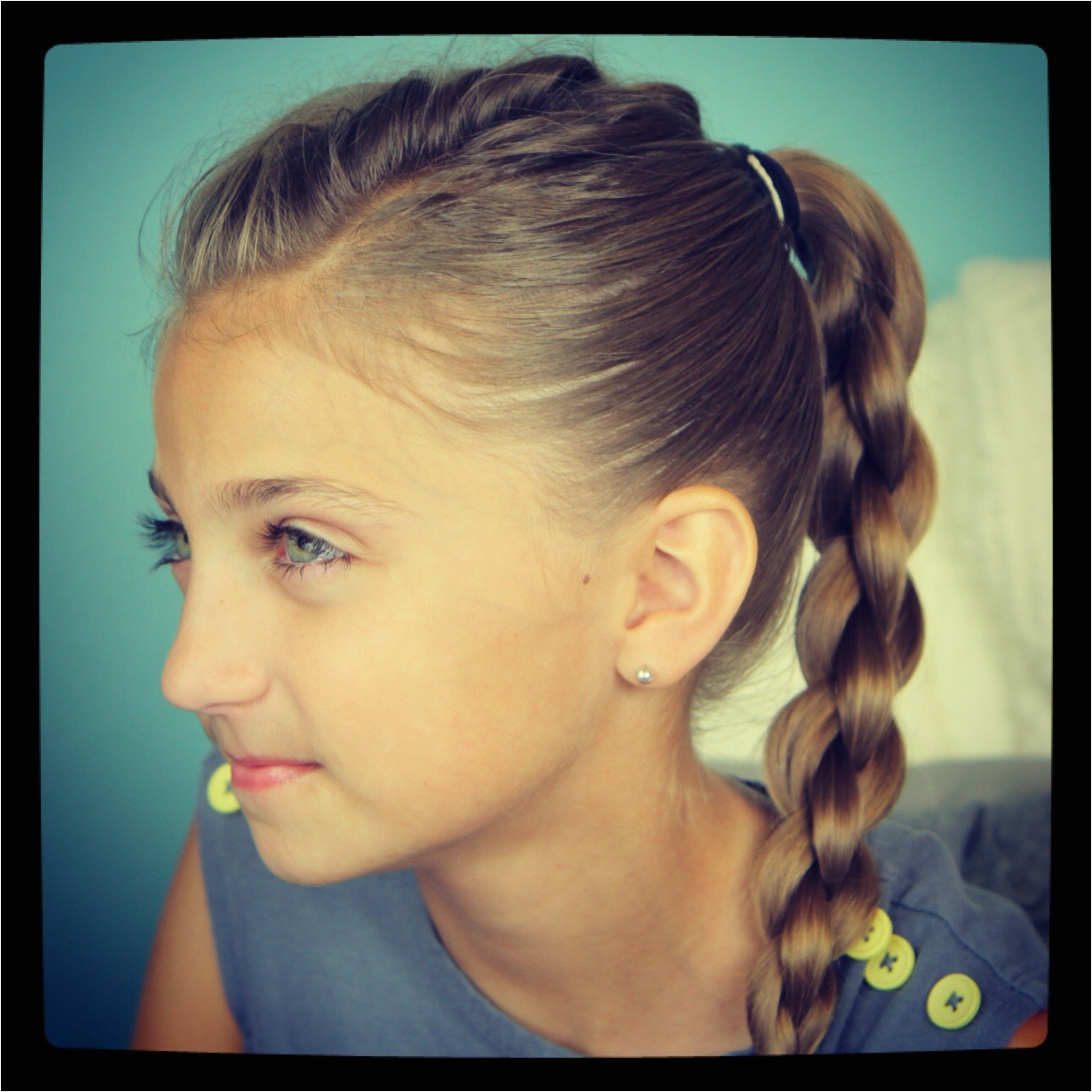 cute first day of school hairstyles