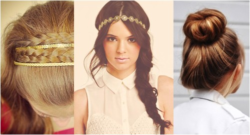 hairstyles for the first day of school