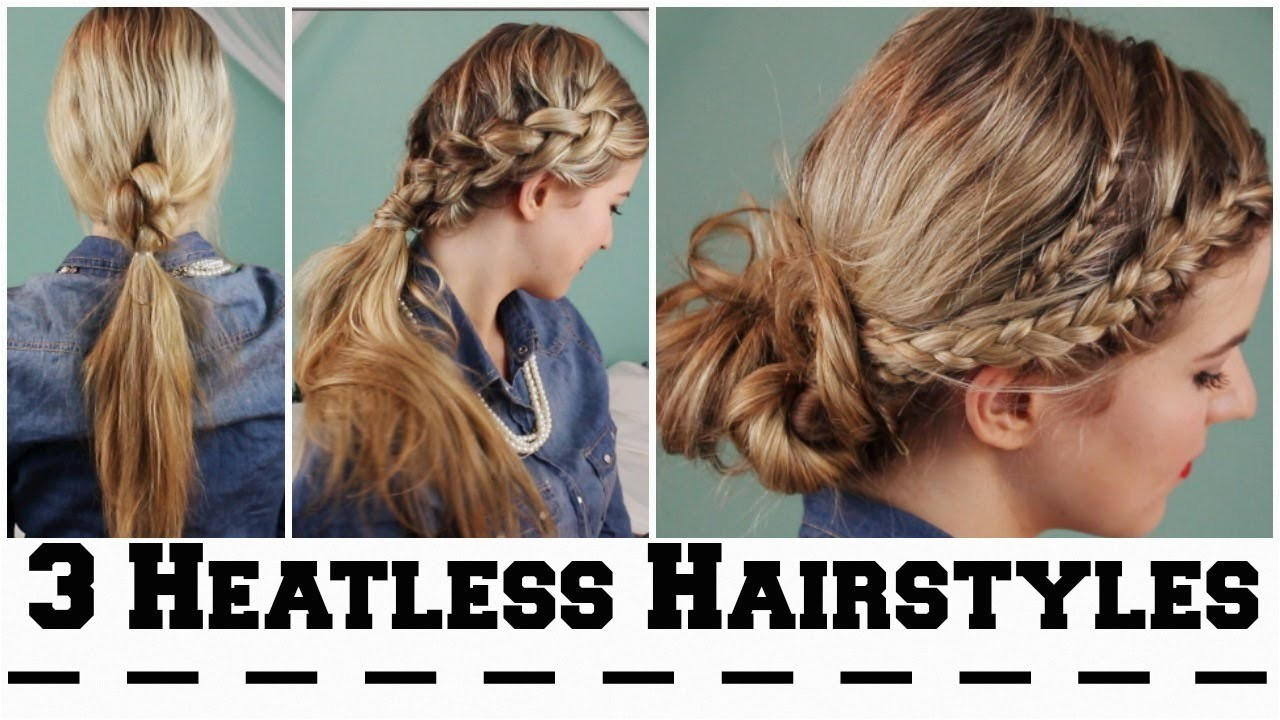 Cute First Day Of School Hairstyles top 10 Hairstyles for Back to School Hairstyles