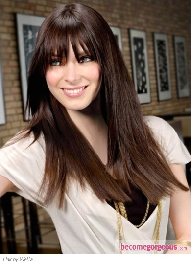 celebrity flirty long hairstyles of 2012
