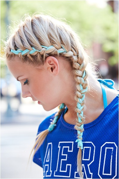 game day hairstyles