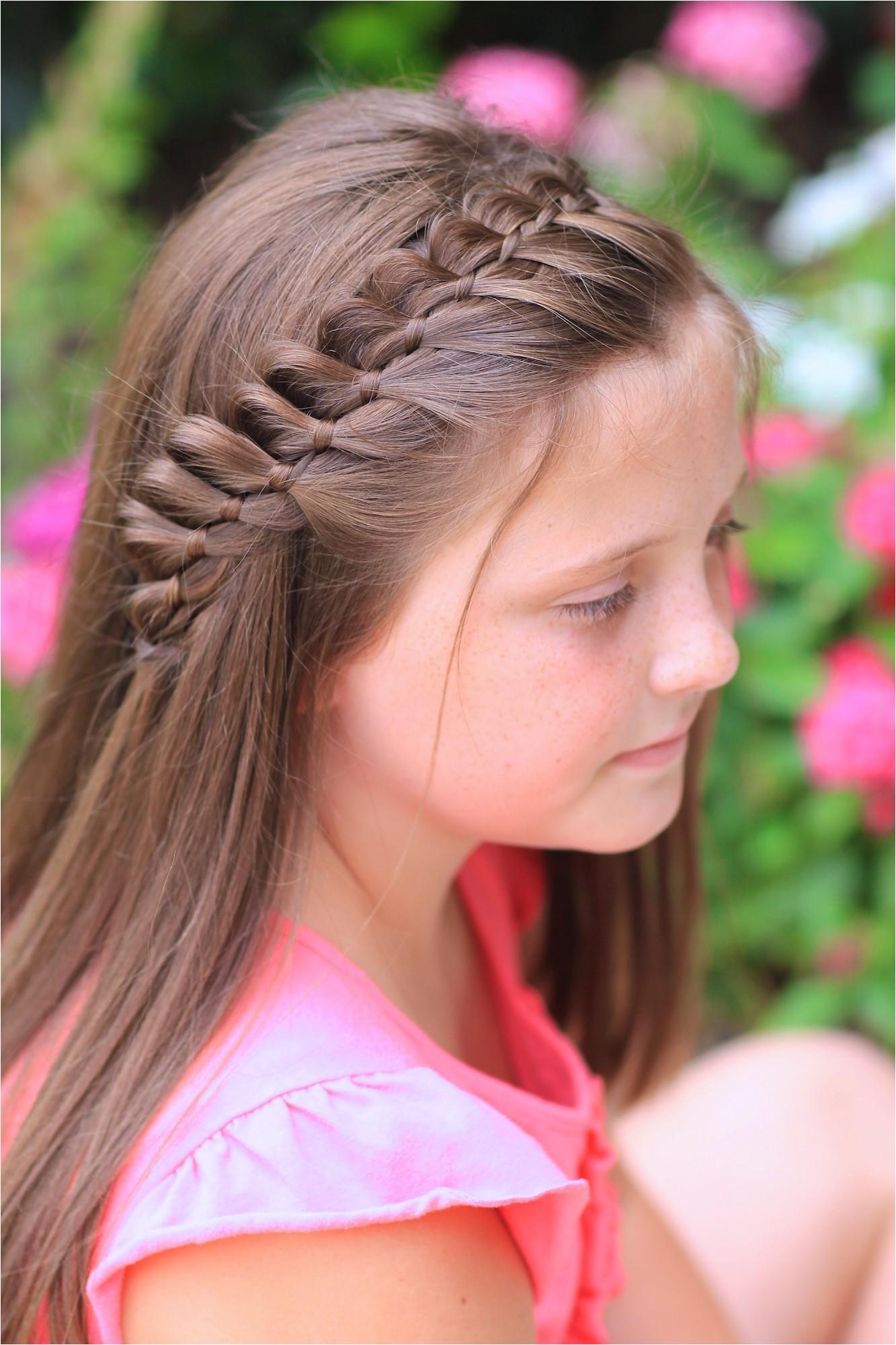4 strand french braid easy hairstyles