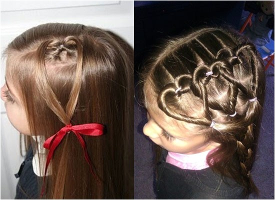 cute little girl hairstyles for picture day