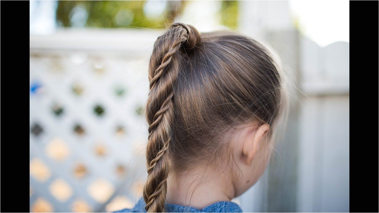 Would you wear this hairstyle Twist Wrap Ponytail