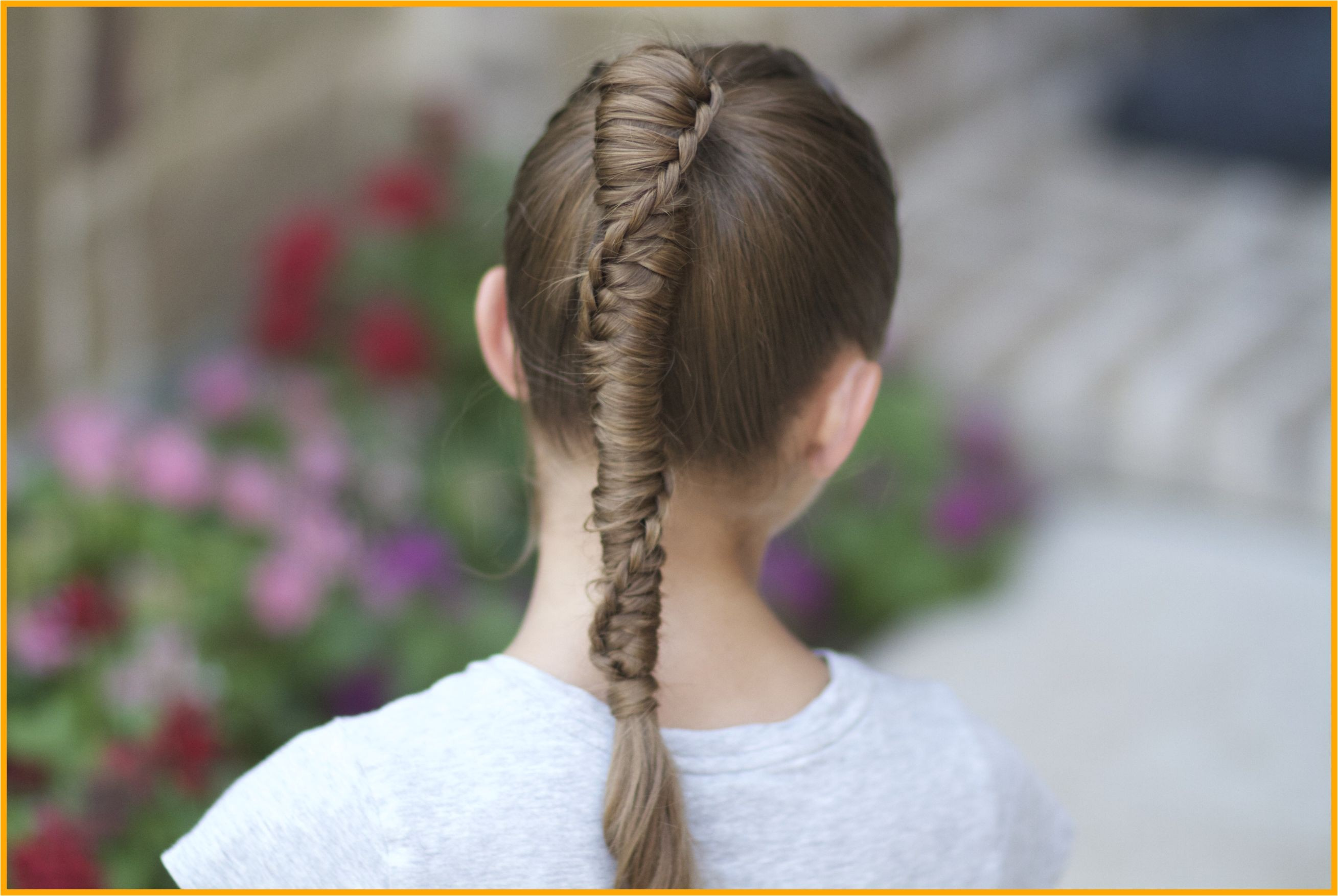 Inspiring Chinese Staircase Braid Cute Hairstyles Picture For Girl French Style And Inspiration Cute Girl Hairstyles