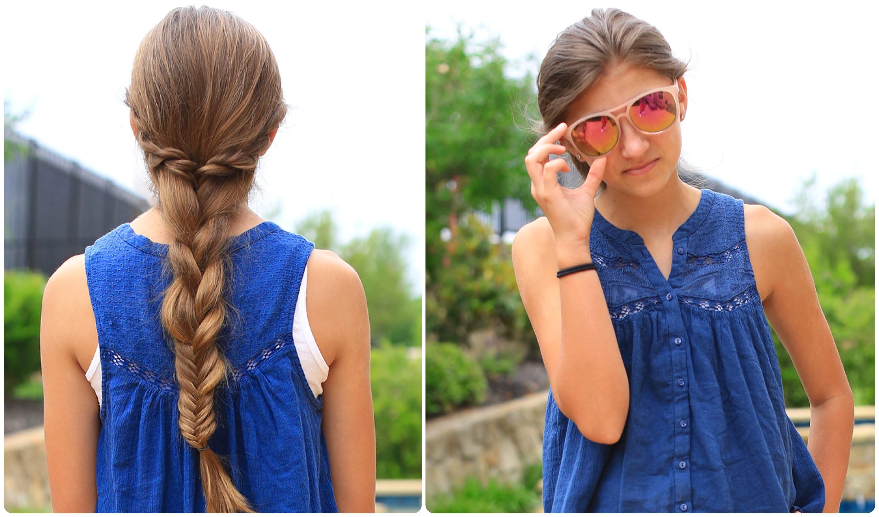 rope twist bo braid cute girls hairstyles
