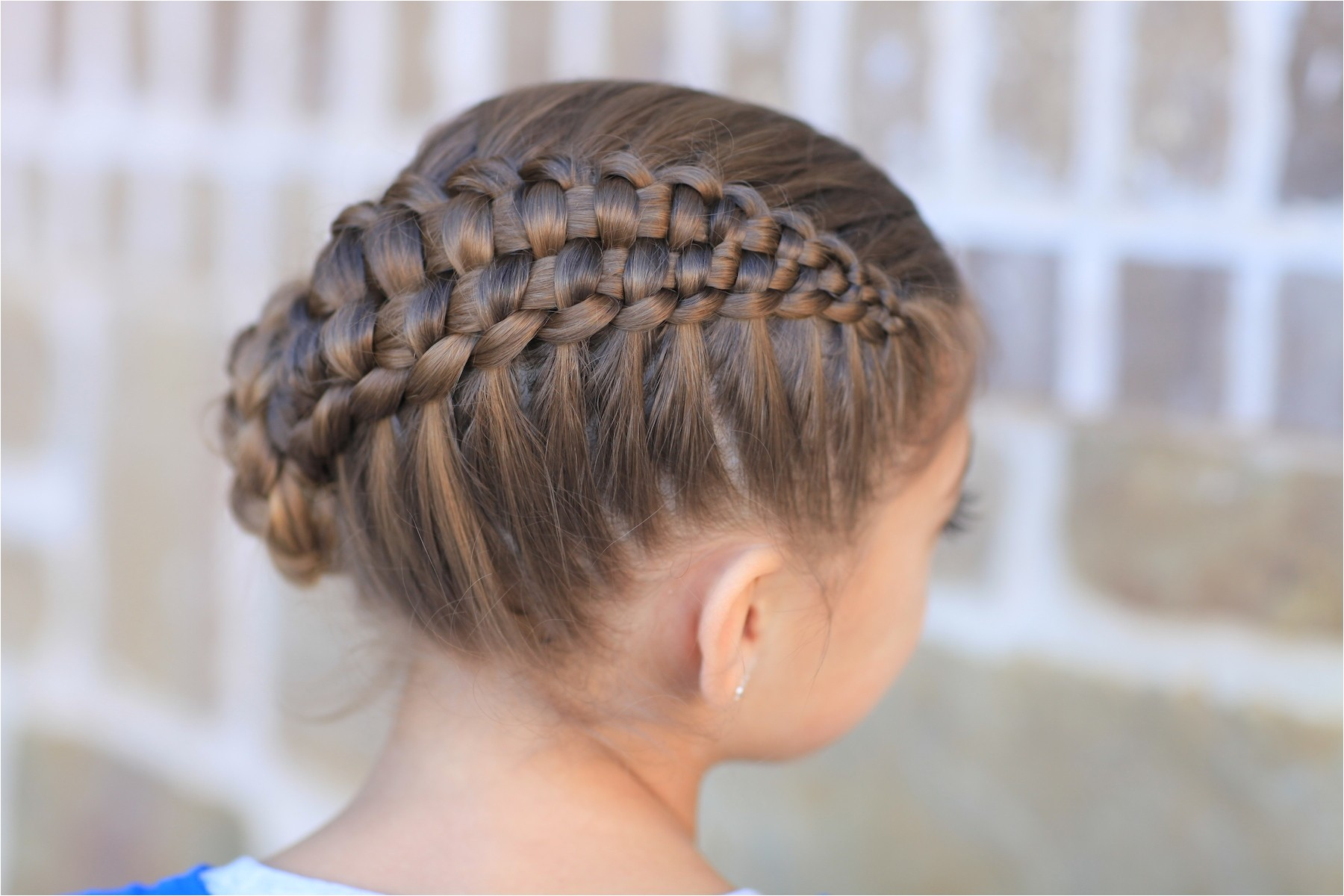 zipper braid