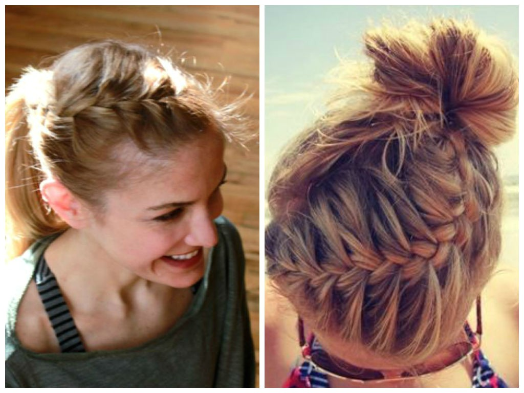 Cute Gym Hairstyles for Short Hair Hairstyles to Wear to the Gym Hair World Magazine