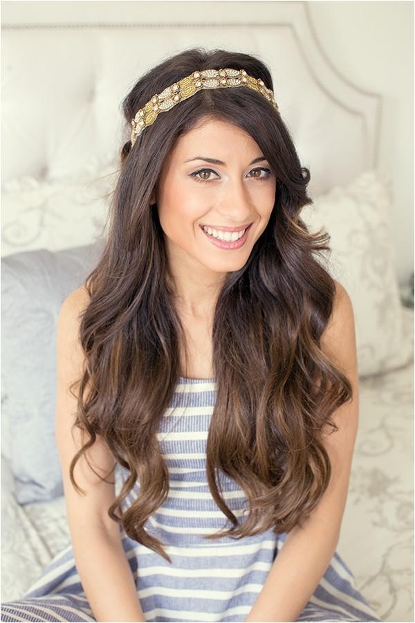 hair photo shoot