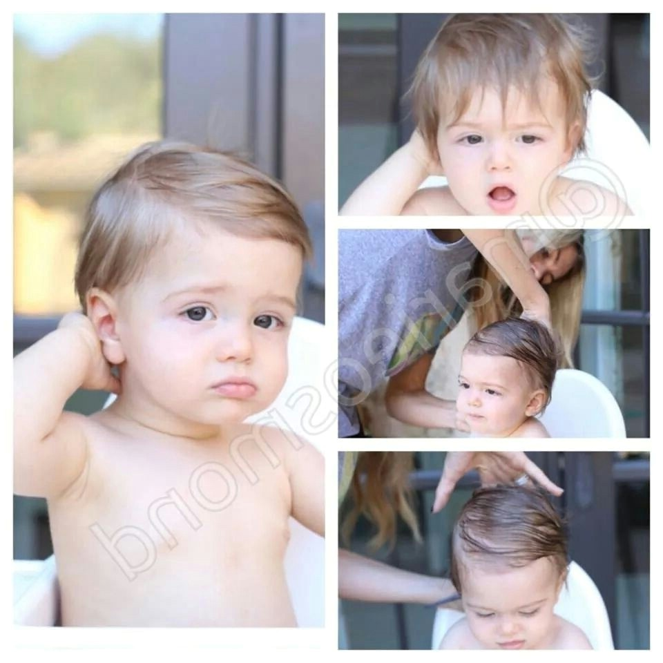 1 year old baby boy haircuts