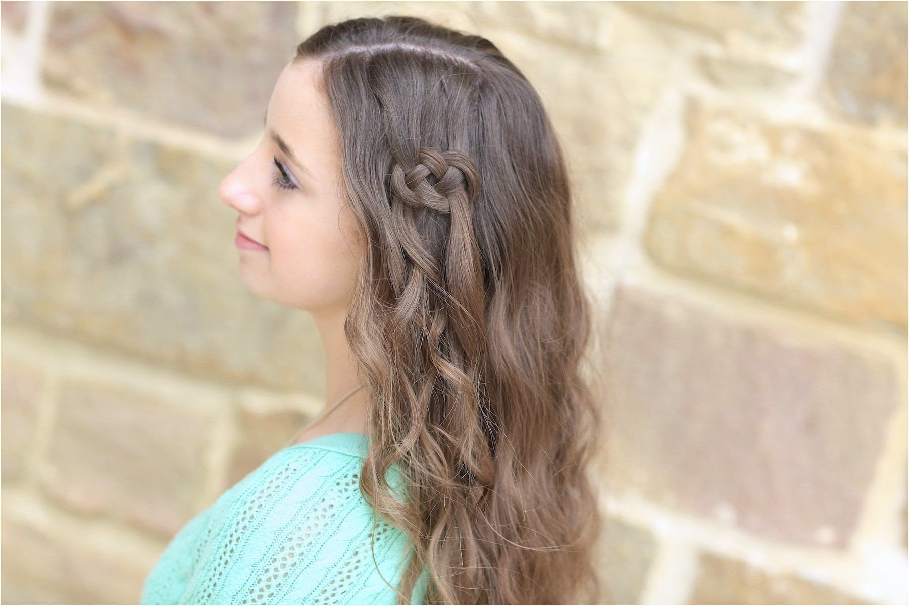 ideas for hairstyles for 10 year old girls