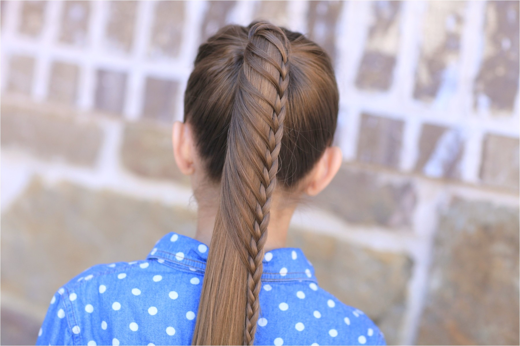 ideas for cute hairstyles for 10 year olds