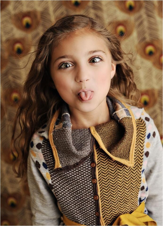 Cute Hairstyles for 11 Year Old Girls 1