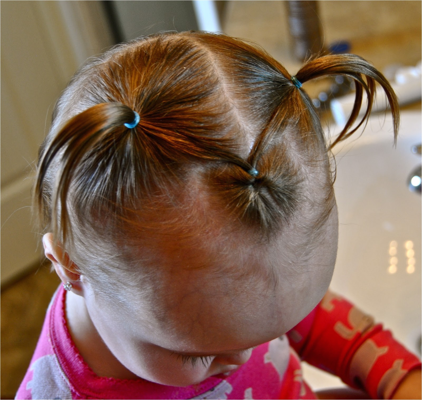 ideas for cute hairstyles for 2 year olds