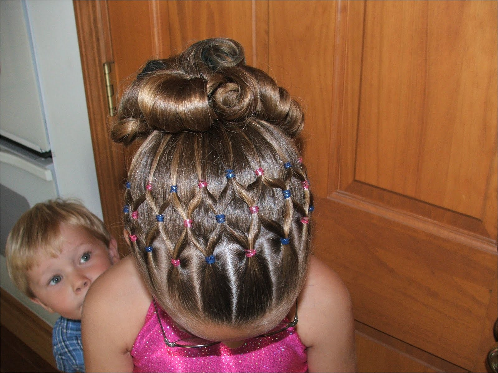 cute hairstyles for 4 year olds