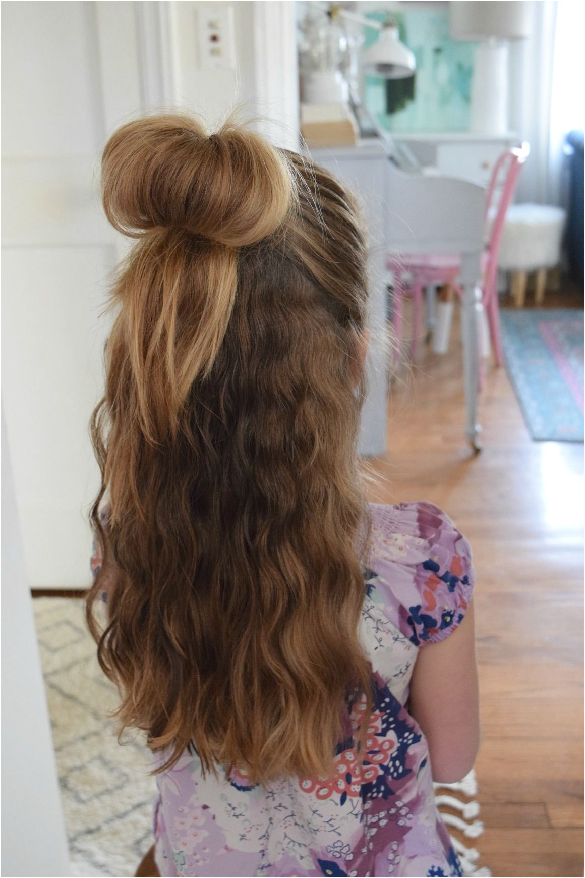 Hairstyles Easy for Little Girls