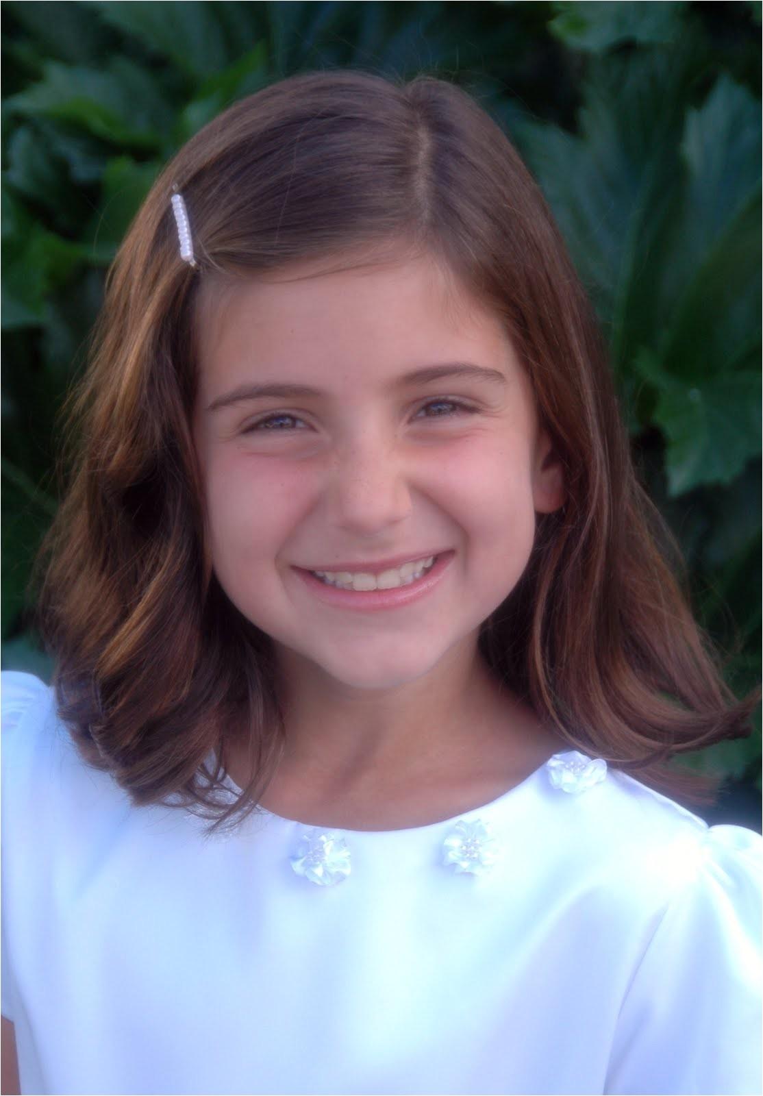 8 year old girl haircuts