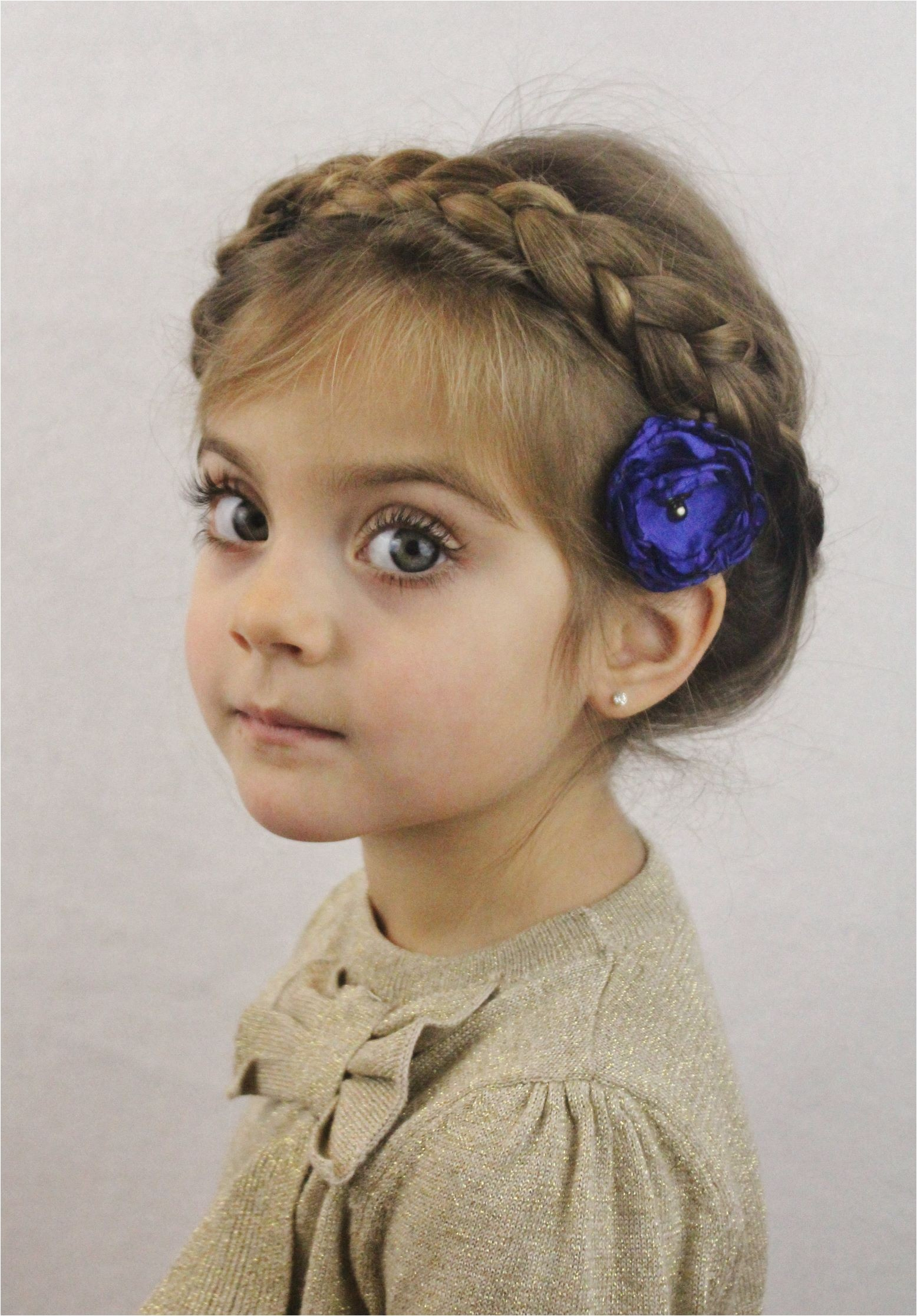 8 year old girl hairstyles