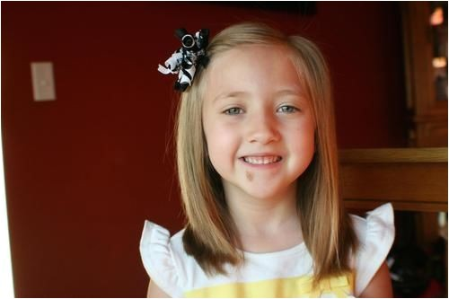 Haircuts for 8 yr old girls