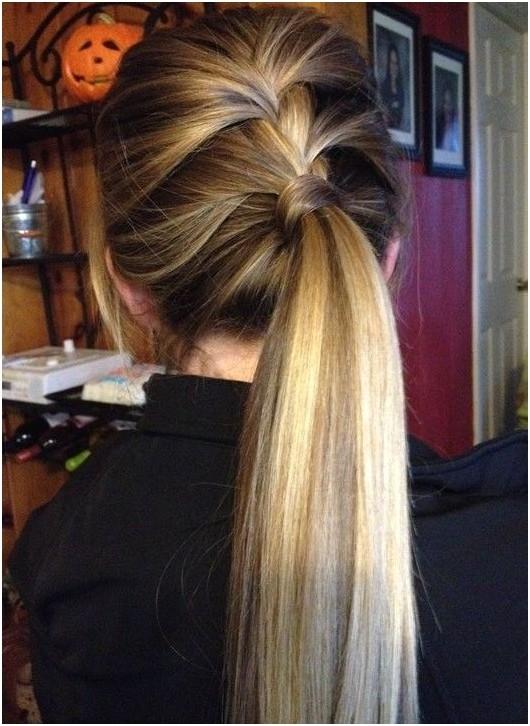 14 braided ponytail hairstyles new ways style braid
